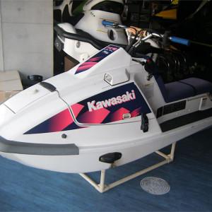 Kawasakiカワサキ JetSkiジェットスキー X-2 中古艇