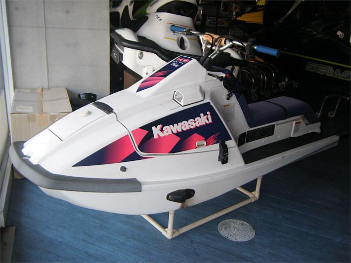 Kawasaki JetSki X-2 中古艇