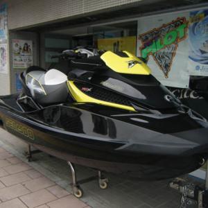 SeaDooシードゥ RXT-X260RS 中古艇