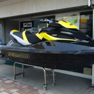 SeaDoo RXT260RS ノーマル艇