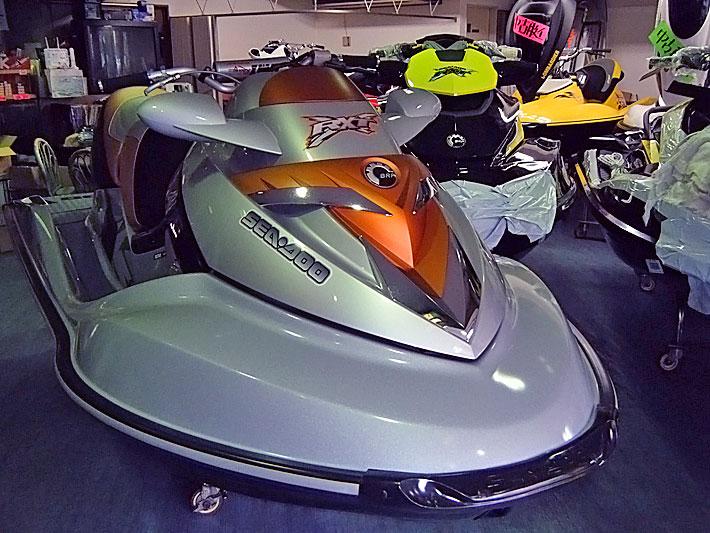 SeaDoo RXT-X255