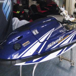 Yamahaヤマハ 2011 MJ-SuperJet スーパージェット 中古艇