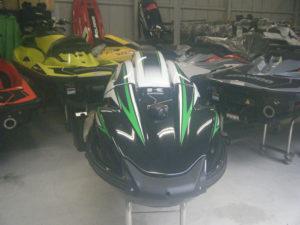 Kawasaki JETSKI SX-R1500