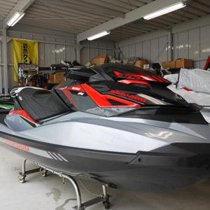 試乗可能 SeaDoo RXP-X 300  400馬力チューニング艇 オーダー受注