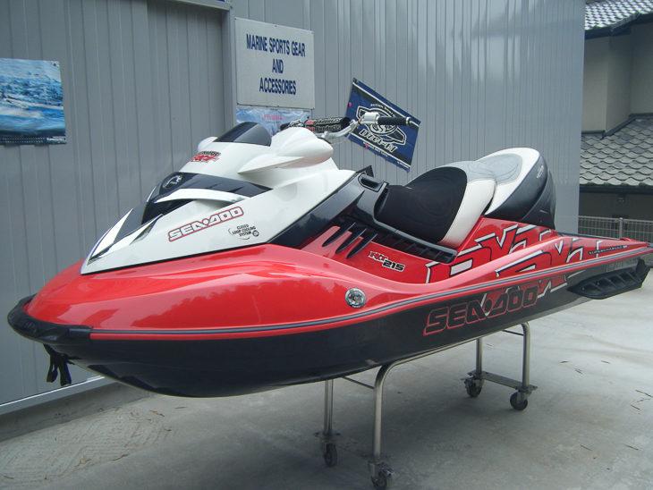 seadoo RXT215 2008モデル