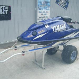 Yamahaヤマハ MJ-SuperJet スーパージェット 中古艇 ジェットランチャーセット