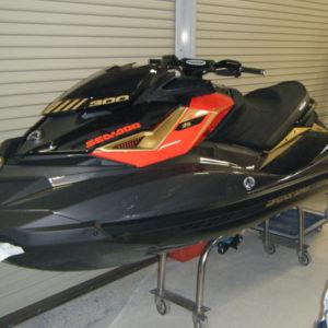 新艇 2019/2020年続行モデル SeaDoo RXP-X 300  400馬力以上チューニング艇