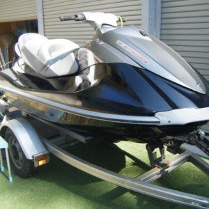 【60万円】YAMAHA ヤマハ MJ-VX Cruiser 2007モデル 軽アルミトレーラーモナド付き