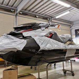 新艇 SeaDoo RXP-X 300 2020年モデル スーパーリミテッド330馬力チューニング艇